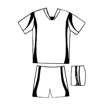 Футбольная форма Ф-11   Спорт-легион — интернет-магазин спортивных ... 778e31b2a3c